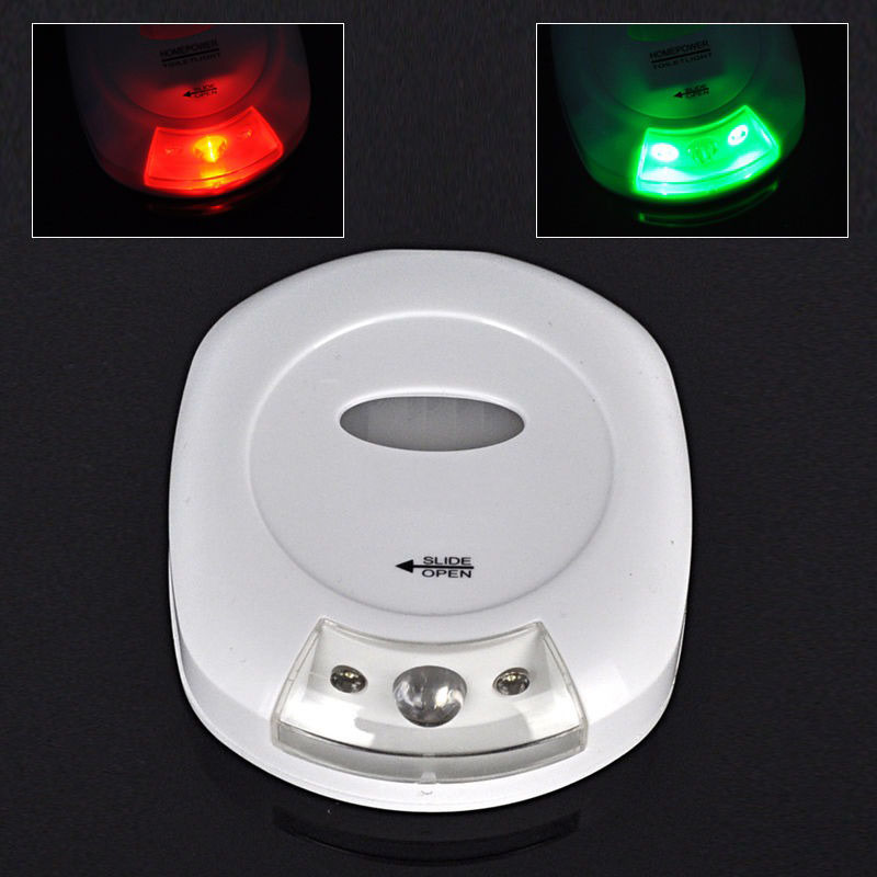 motion sensor light for bathroom led human motion activated toilet lamp pir light sensor 23839