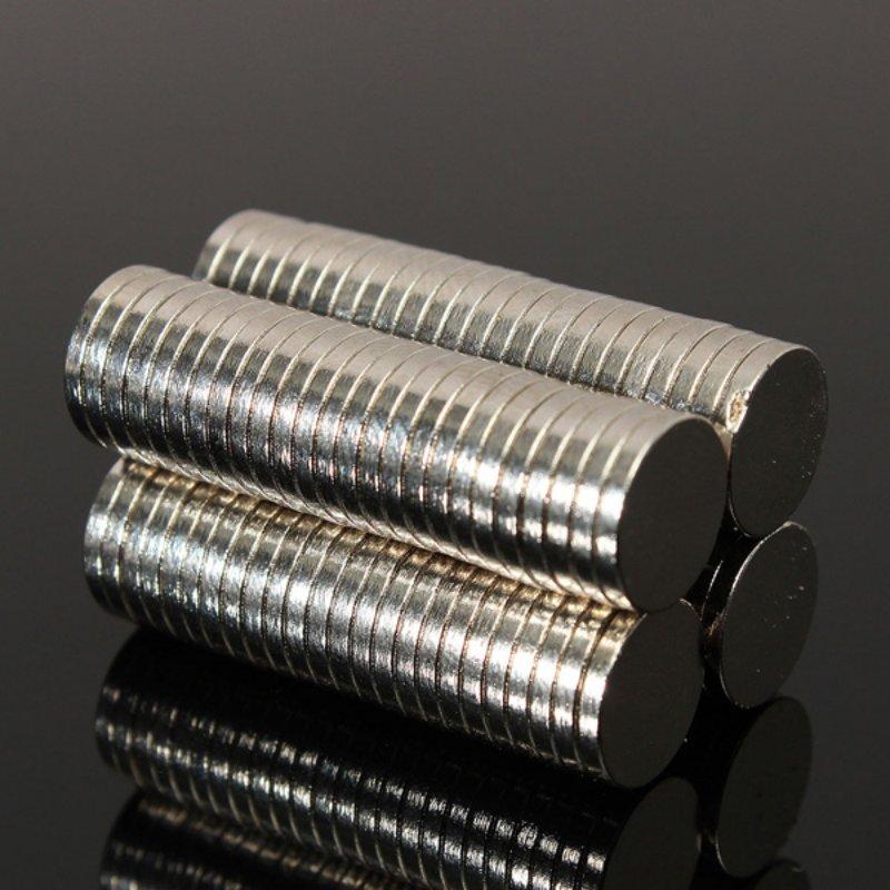Hot Neodymium Disc Super Strong-Rare-Earth Fridge Magnets Multi Size 50-100PCS
