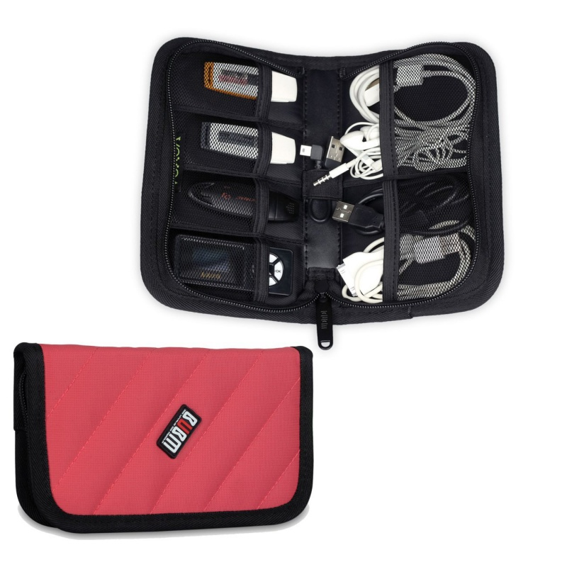 New Travel Cable Cord Organizer Electronics Accessories