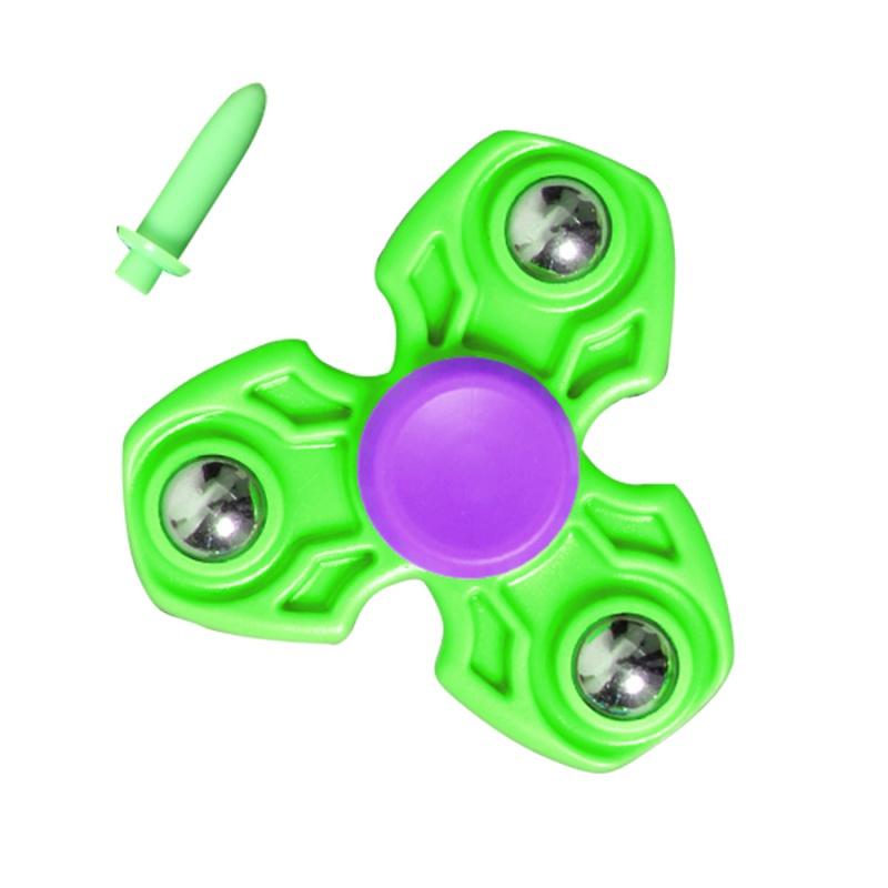 tri fidget hand finger spinner jeux jouet anti stress 3d. Black Bedroom Furniture Sets. Home Design Ideas