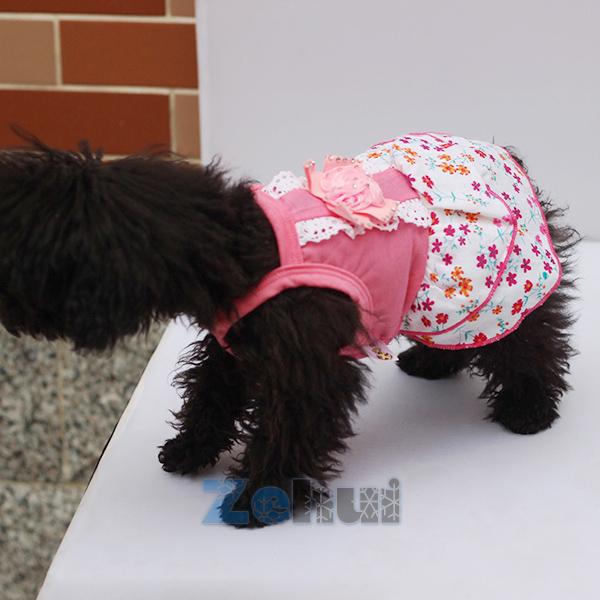 Pet-Dog-Cat-Princess-Bow-Tutu-Dress-Lace-Skirt-Puppy-Dog-Skirt-Apparel-Clothes thumbnail 30