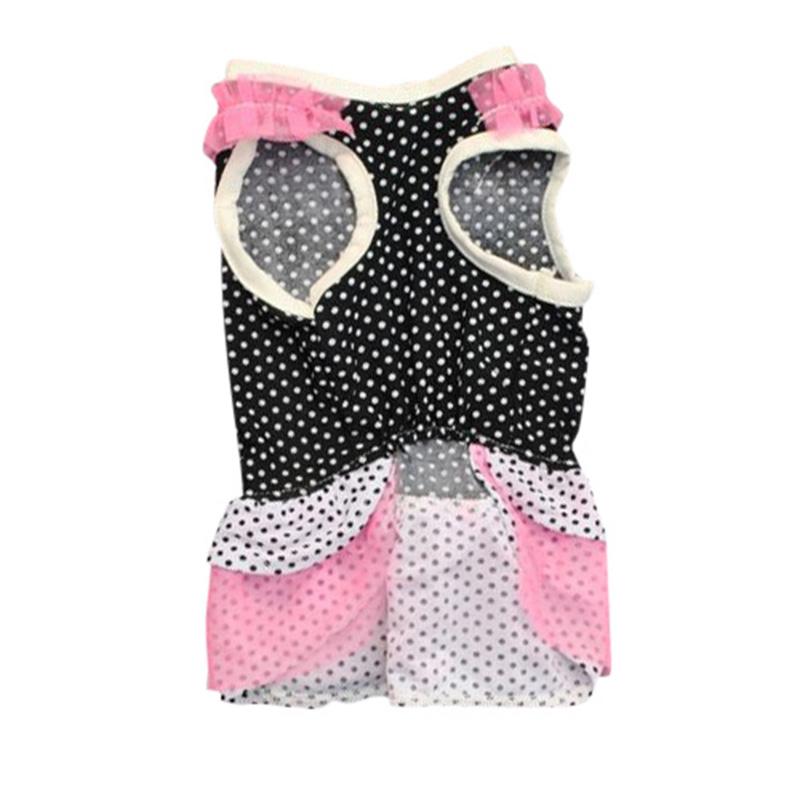 Pet-Dog-Cat-Princess-Bow-Tutu-Dress-Lace-Skirt-Puppy-Dog-Skirt-Apparel-Clothes thumbnail 27