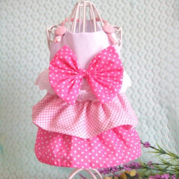 Pet-Dog-Cat-Princess-Bow-Tutu-Dress-Lace-Skirt-Puppy-Dog-Skirt-Apparel-Clothes thumbnail 17