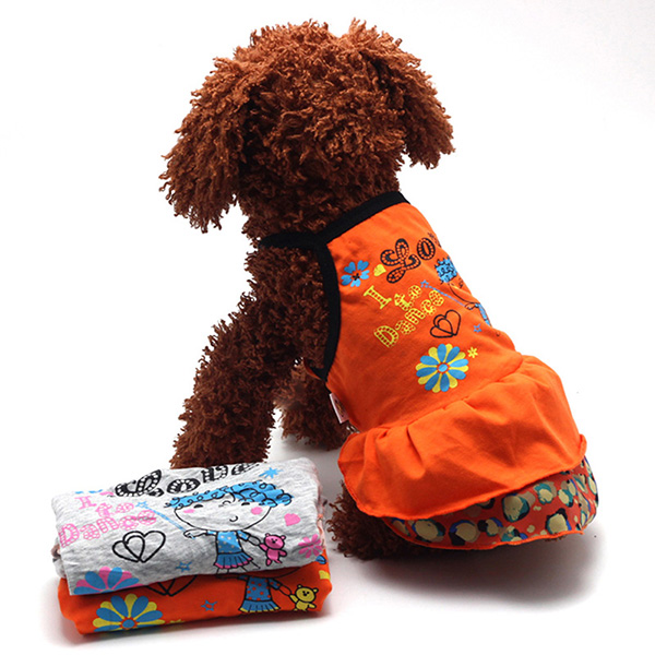 Pet-Dog-Cat-Princess-Bow-Tutu-Dress-Lace-Skirt-Puppy-Dog-Skirt-Apparel-Clothes thumbnail 29