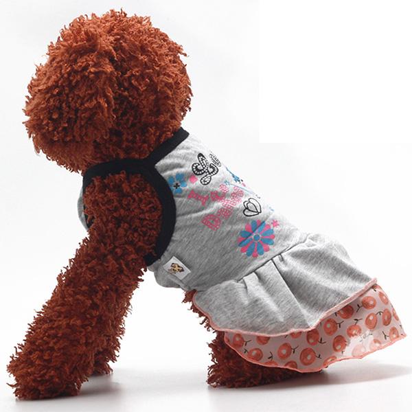 Pet-Dog-Cat-Princess-Bow-Tutu-Dress-Lace-Skirt-Puppy-Dog-Skirt-Apparel-Clothes thumbnail 28