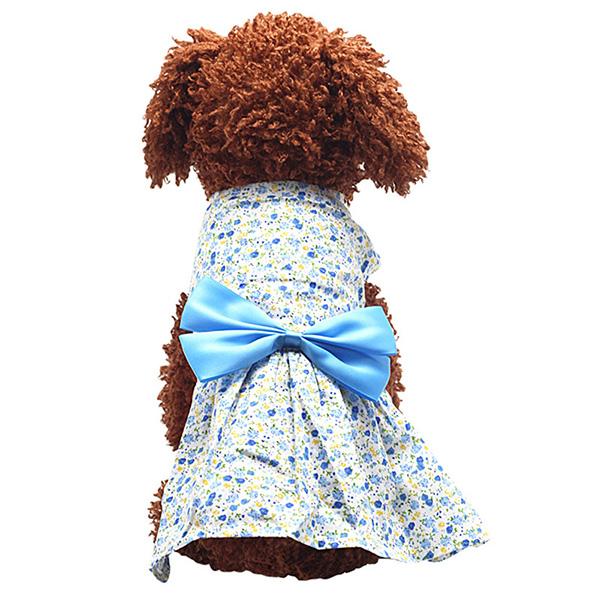 Pet-Dog-Cat-Princess-Bow-Tutu-Dress-Lace-Skirt-Puppy-Dog-Skirt-Apparel-Clothes thumbnail 15
