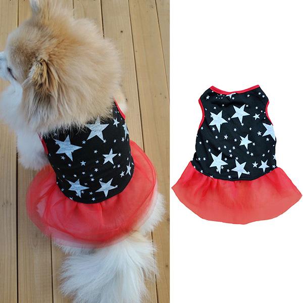 Pet-Dog-Cat-Princess-Bow-Tutu-Dress-Lace-Skirt-Puppy-Dog-Skirt-Apparel-Clothes thumbnail 23