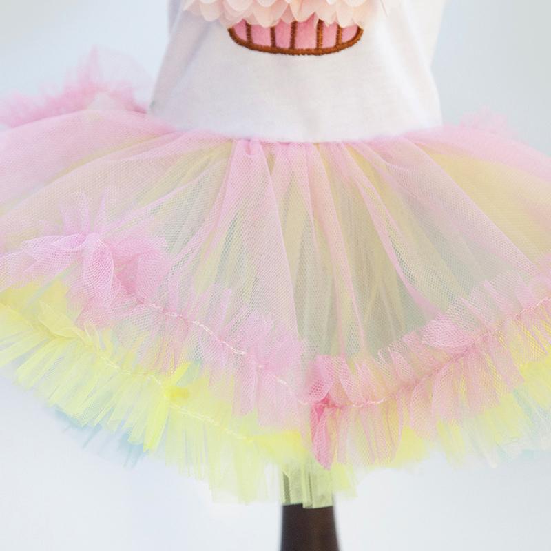 Pet-Dog-Cat-Princess-Bow-Tutu-Dress-Lace-Skirt-Puppy-Dog-Skirt-Apparel-Clothes thumbnail 14