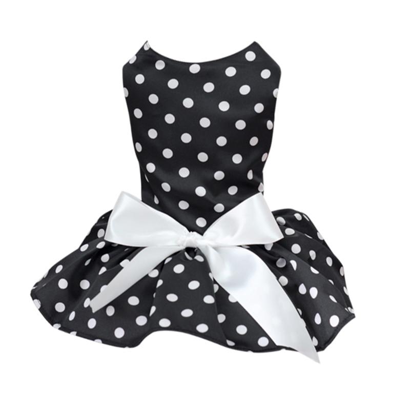 Pet-Dog-Cat-Princess-Bow-Tutu-Dress-Lace-Skirt-Puppy-Dog-Skirt-Apparel-Clothes thumbnail 12