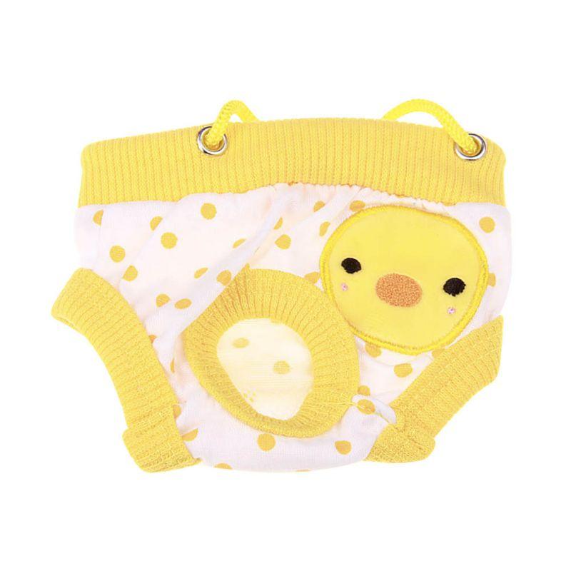 Pet-Dog-Female-Puppy-Sanitary-Panty-Short-Pant-Cute-Stripe-Dots-Diaper-Underwear