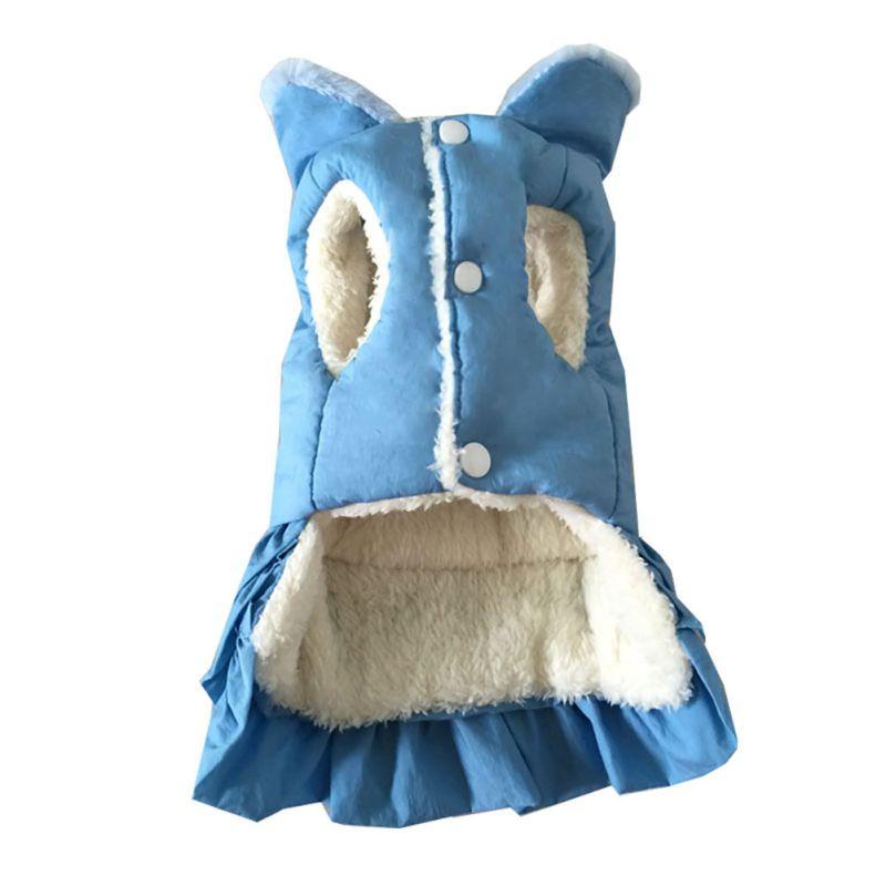 Pet-Dog-Cat-Princess-Bow-Tutu-Dress-Lace-Skirt-Puppy-Dog-Skirt-Apparel-Clothes thumbnail 45