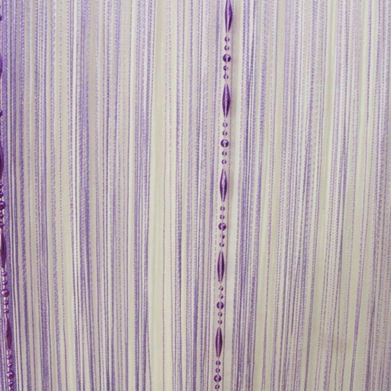 Colors Chain Beads String Door Curtain Screen Divider