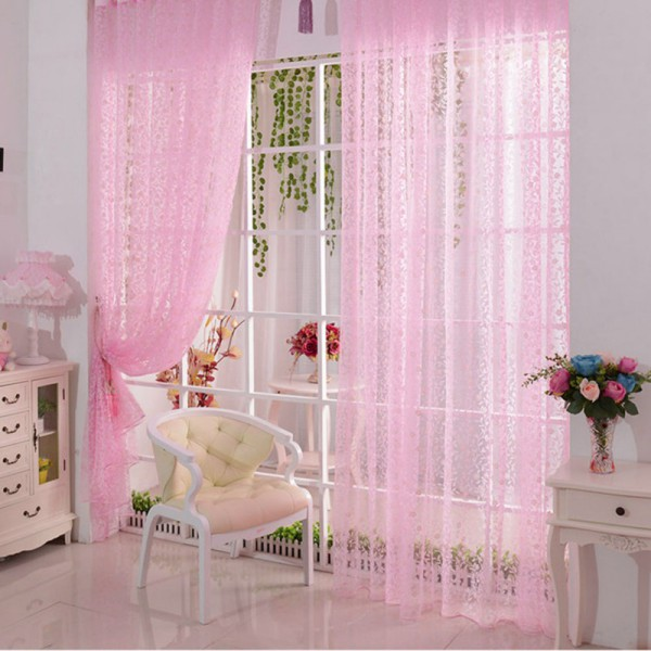 Tassels Fringe Line String Curtain Window Door Curtain