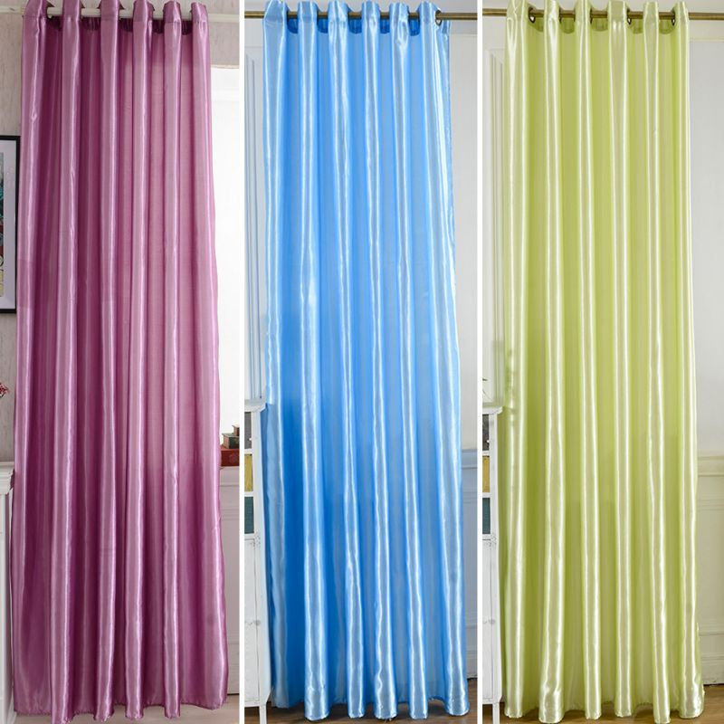 Nice room door window screen curtains blackout lining for Household design curtain road