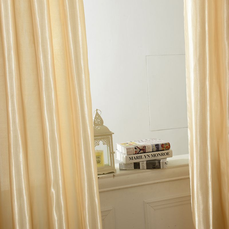 Home Window Screen Curtains Door Room Blackout Lining Curtain Drapes Lot Style