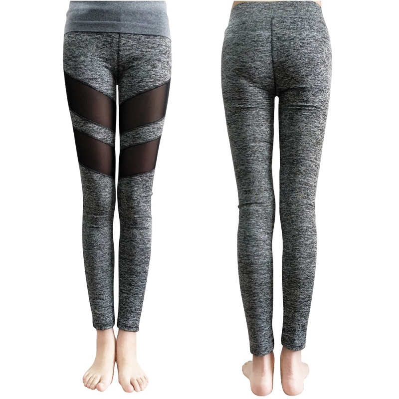 Women Yoga Pants Ladies Fitness Leggings Running Gym ...