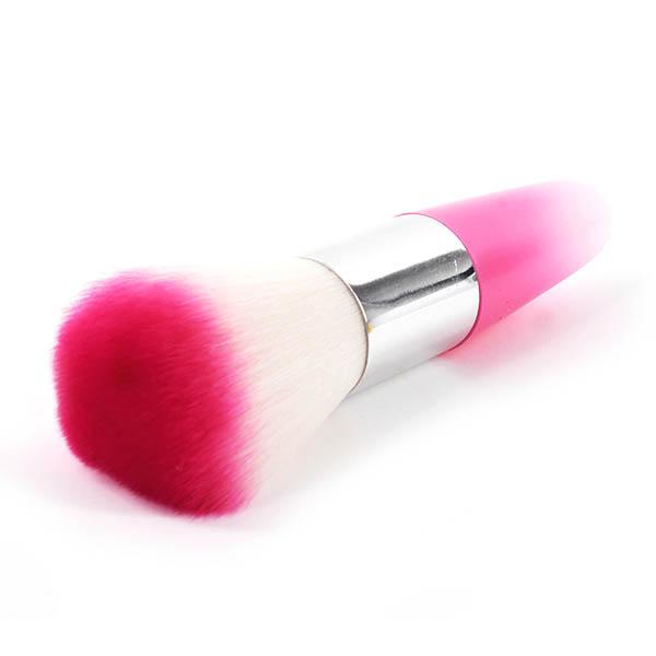 Nail Art Brush Cleaner: Nail Art Dust Brush Powder Remover Cleaner Brush Cosmetic