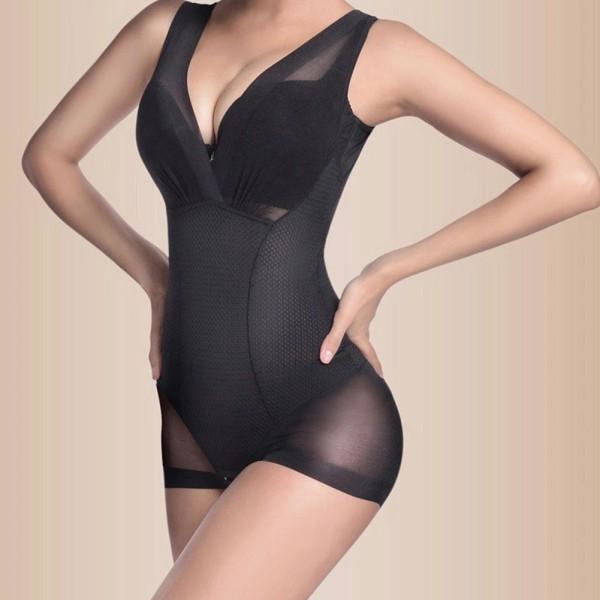 Women-Body-Slip-Shaper-Waist-Cincher-Tummy-Control-Underwear-Slimming-Shapewear