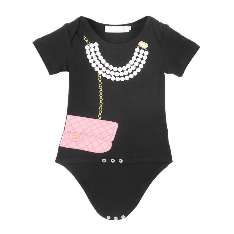 Infant Toddler Kids Baby Boy Girl Cotton Romper Jumpsuit