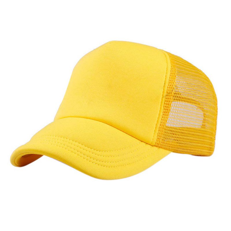 aaae3a1cc23 Baby Boy Girl Fashion Plain Sport Baseball Caps Blank Curved Visor ...