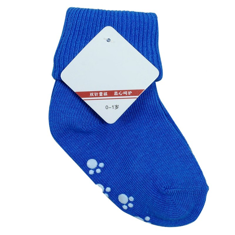 baby cotton socks newborn infant floor sock boys girls