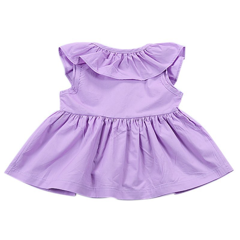 Fits for spring summer,fall, also can match with bloomers or pants if needed. Flofallzique Special Occasion Girls Dress Pink Tutu Wedding Christening Birthday Baby Toddler Clothes by Flofallzique.