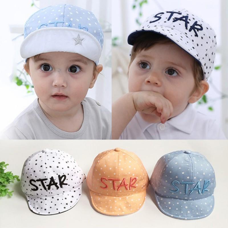 fe41b32a665 Kid Boy Girl Summer Cap Hip-Hop Cartoon Baseball Cap Baby Sunhat Hat ...