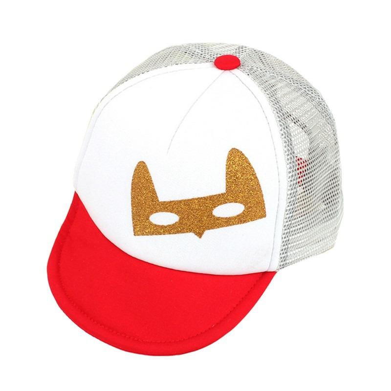 summer kids boys girls cap hiphop cartoon baseball cap