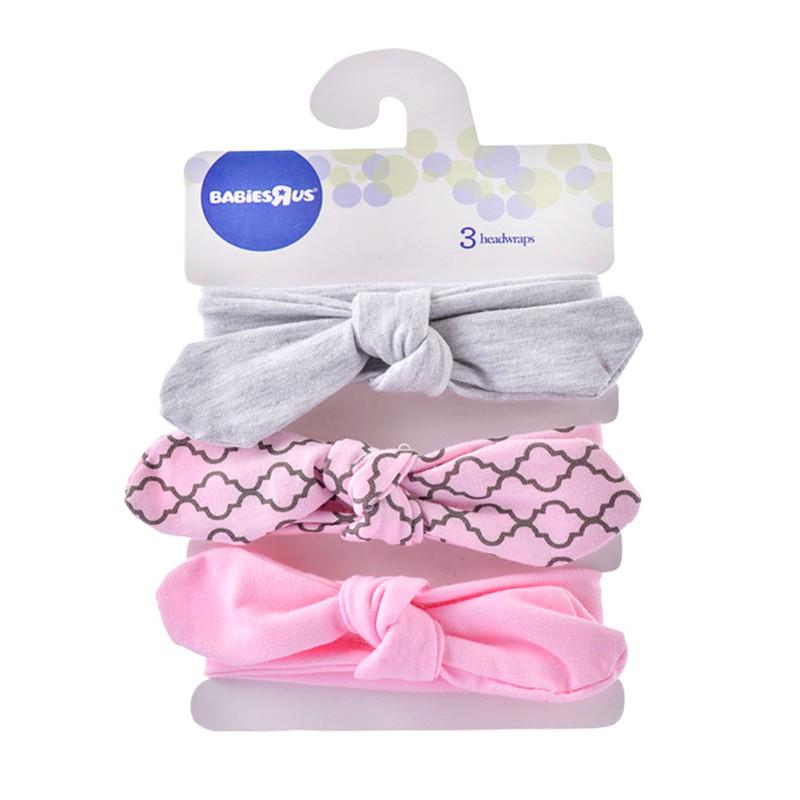 3pcs-Newborn-Baby-Headband-Ribbon-Elastic-Headdress-Kids-Girl-Bow-Knot-Hair-Band