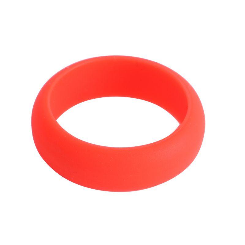 Hypoallergenic Wedding Rings: Men Women Wedding Band Rings Hypoallergenic Silicone