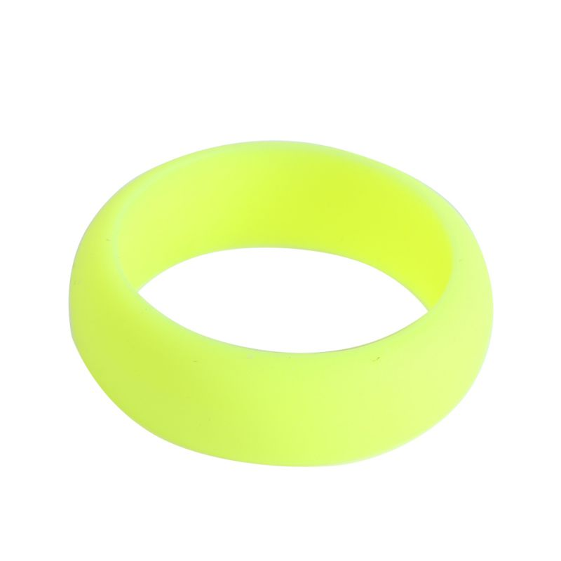 Men Women Wedding Band Rings Hypoallergenic Silicone
