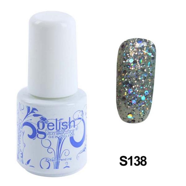 Wholesale Long Lasting Shiny Nail Polish Gel LED UV Colors