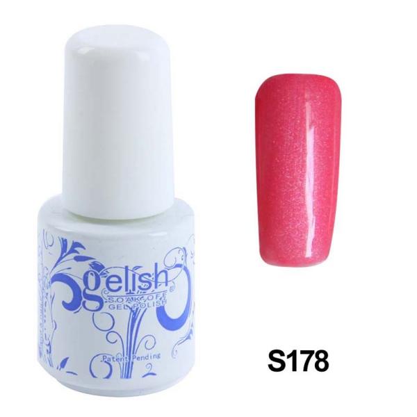 Beauty UV LED Lasting Top Nail Coat Manucure Nail Art Primer SoakOff Polish Gel