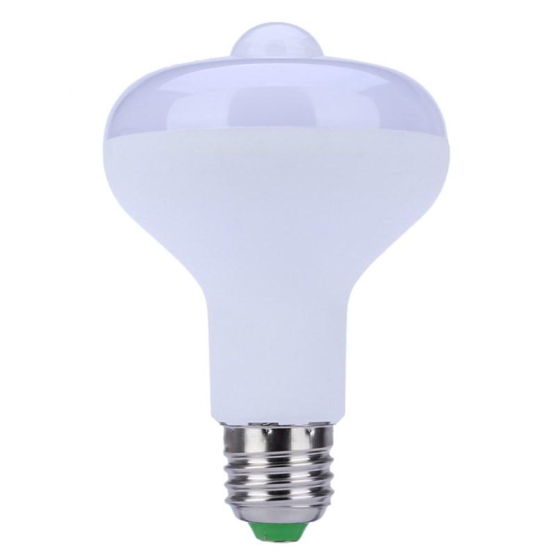 5w 7w 9w e27 led pir infrared auto motion sensor spot light lamp bulb lightin. Black Bedroom Furniture Sets. Home Design Ideas