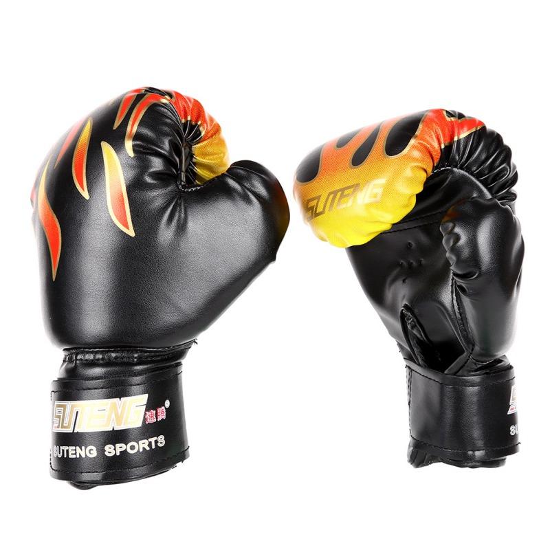 Toddler Kid Train Punch Spar Sport Exercise Strong Strength Boxer Training Glove