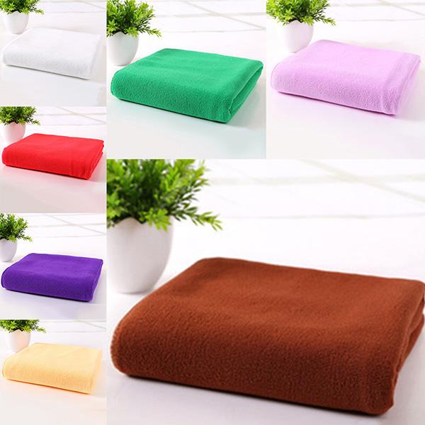 Microfiber Fiber Towels Bathing Spa Dryer Magic Hair Beach Dryer Quick Dry Towel