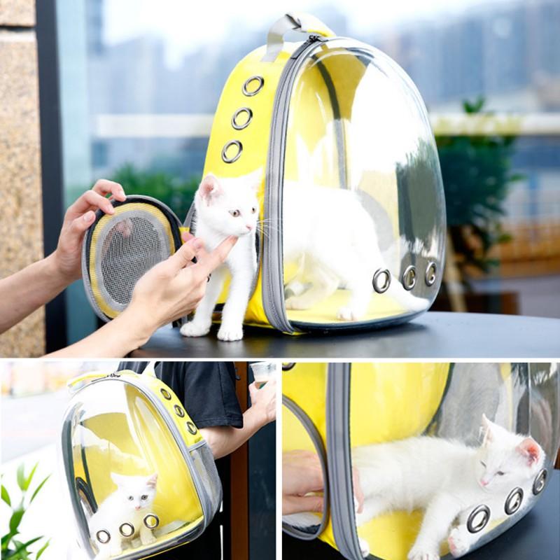 Cat Transparent Backpack Carrier