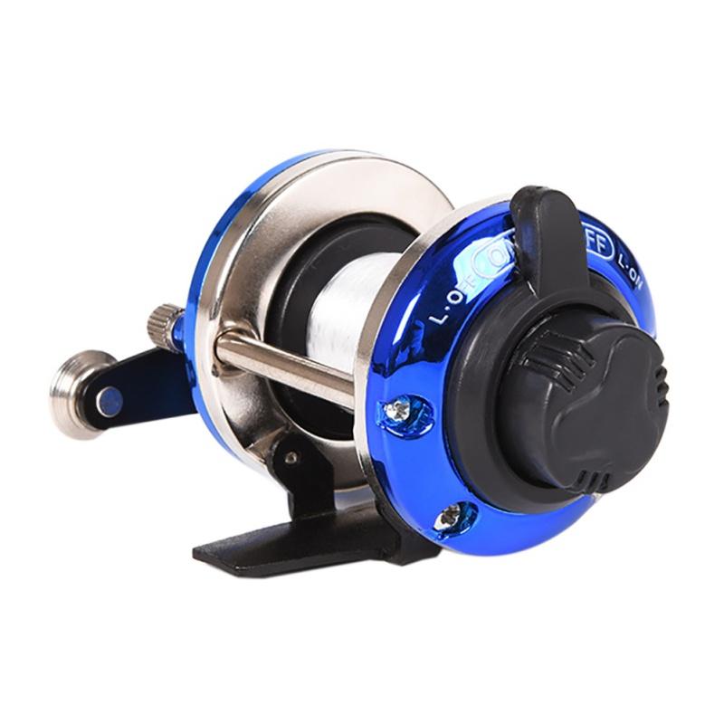 Mini metal bait casting spinning fishing reel fishing for Mini fishing reel
