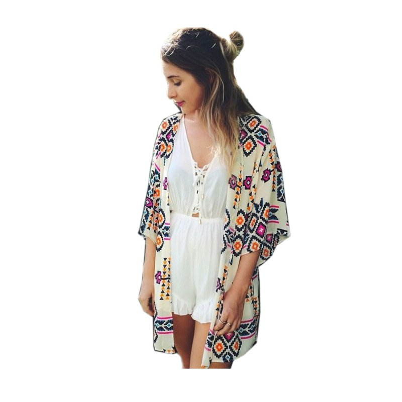 Women-039-s-Boho-Long-Cardigan-Coat-Kimono-Blouse-Vintage-Floral-Print-Chiffon-Tops