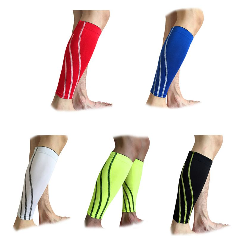 f8156ff786 Details about 1x Outdoor Exercise Calf Support Compression Leg Sleeve  Sports Running Socks