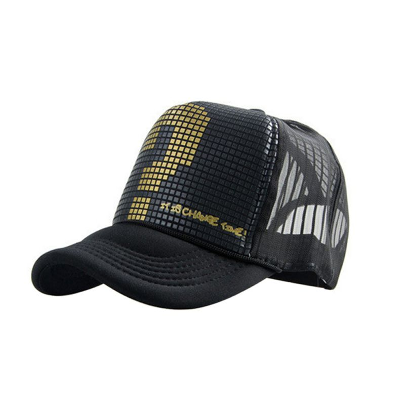 multi style plain fitted baseball cap curved visor solid