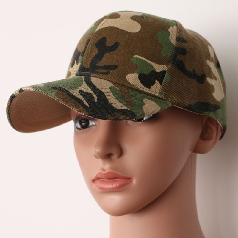 Mens army military camo cap baseball fishing camouflage for Fishing hats for sale