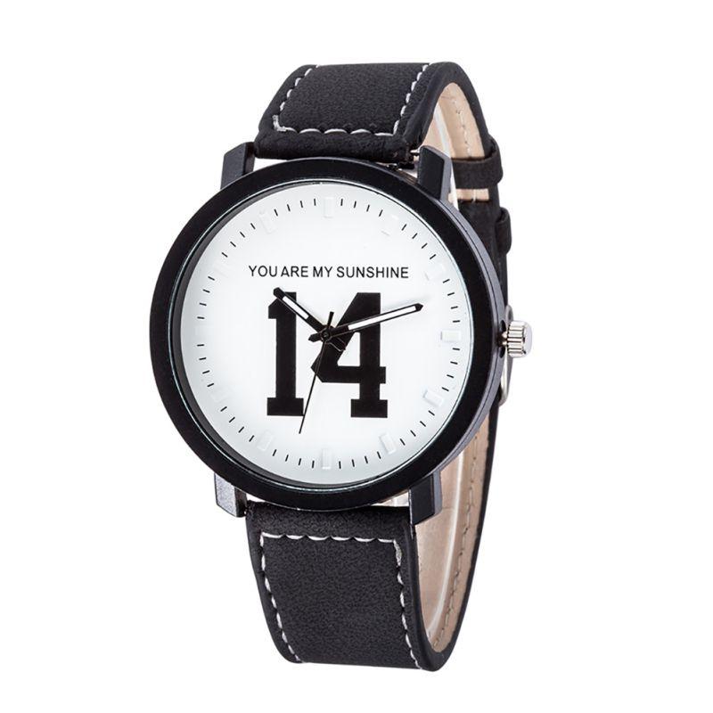 AU-Fashion-Men-Women-Stainless-Steel-Leather-Band-Quartz-Couples-Wrist-Watch