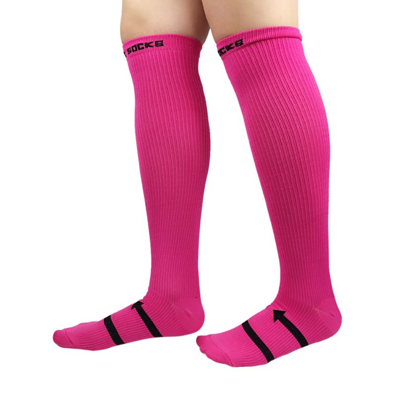 Outdoor-Sport-Leg-Support-Compression-Sleeve-Anti-Fatigue-Muscle-Socks-Run-Sport