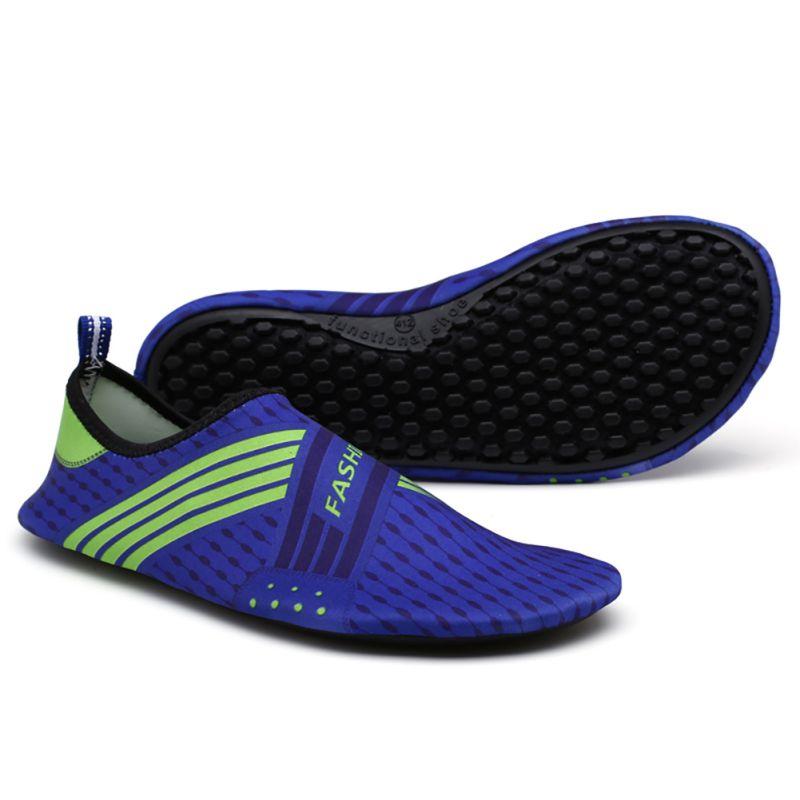 Mens Womens Water Shoes Beach Aqua
