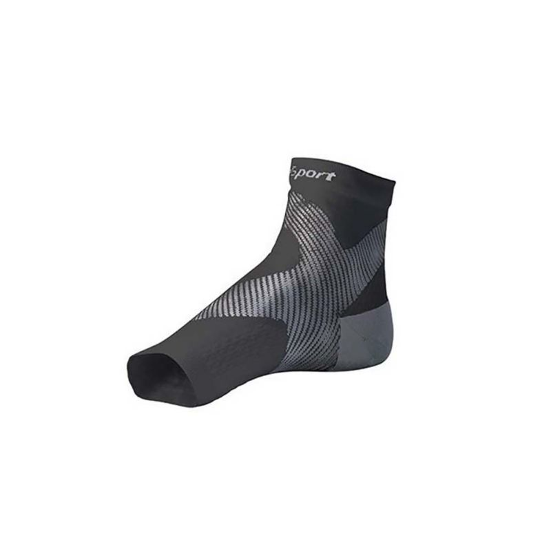 how to wear ankle support with socks