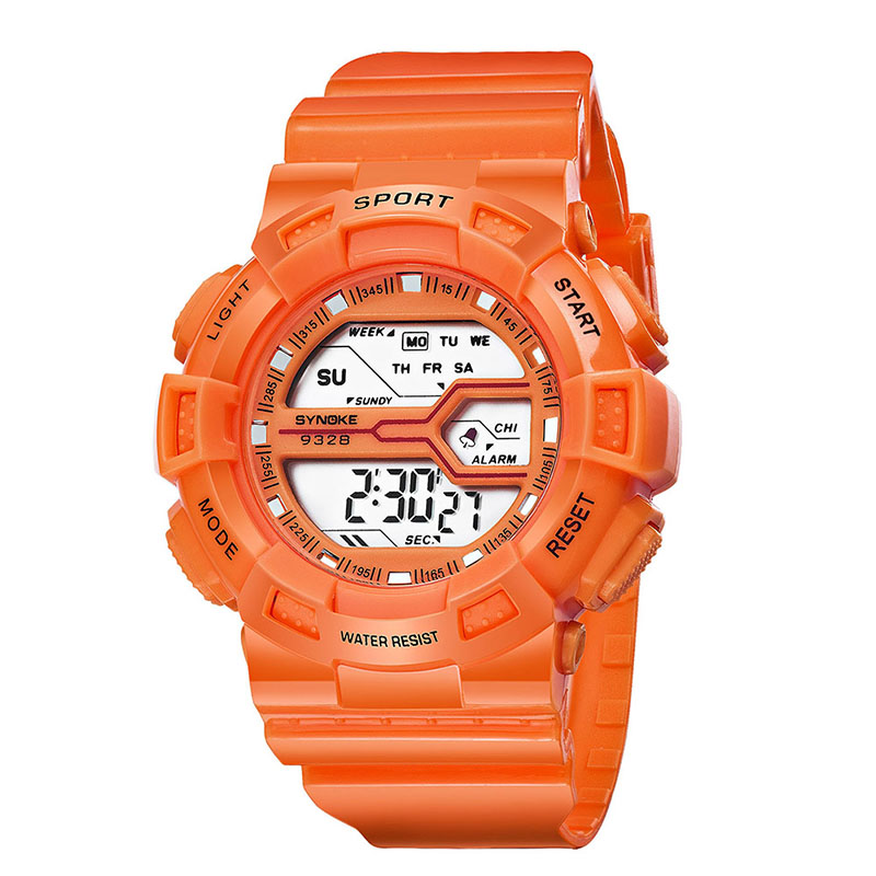 Students-Kids-Luminous-Waterproof-Watch-Girls-Children-039-s-Led-Digital-Wristwatch