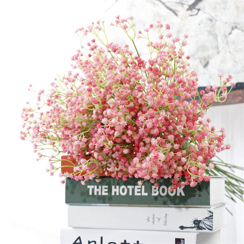 Artificial-Floral-Silk-Flowers-Fake-Flower-Bouquet-Wedding-Decoration-Home-Decor