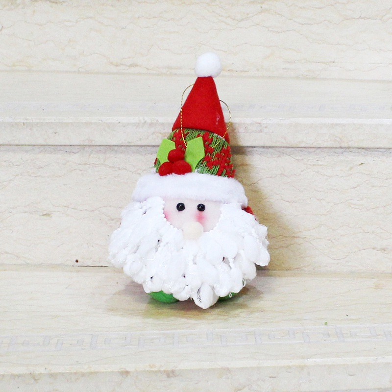 Santa Claus Decorations Uk: Christmas Santa Claus Snowman Ornament Festival Party Xmas