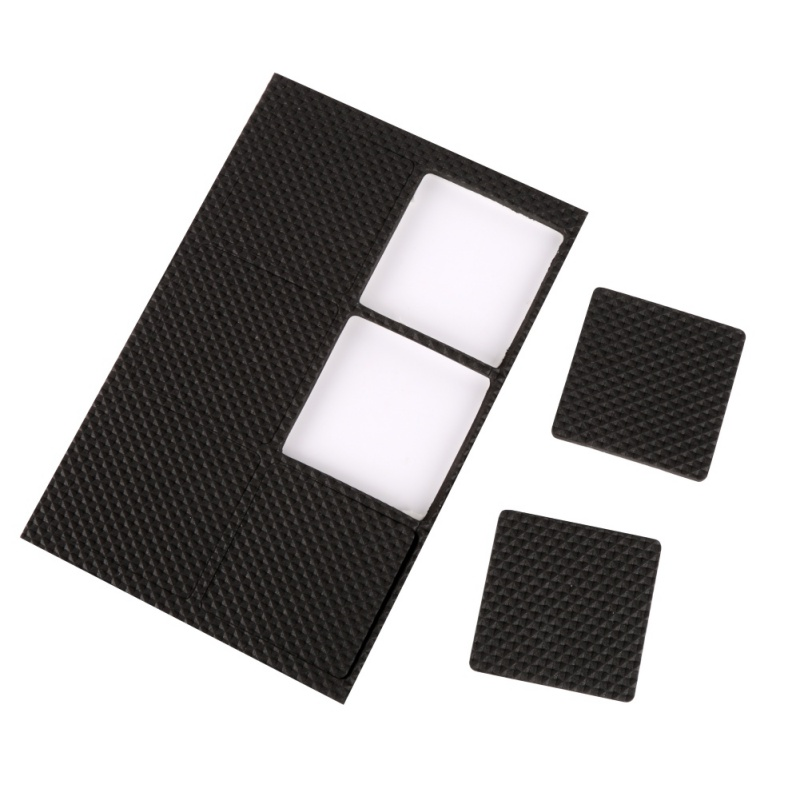 Non Skid Furniture Pads Rubber Self Adhesive Floor